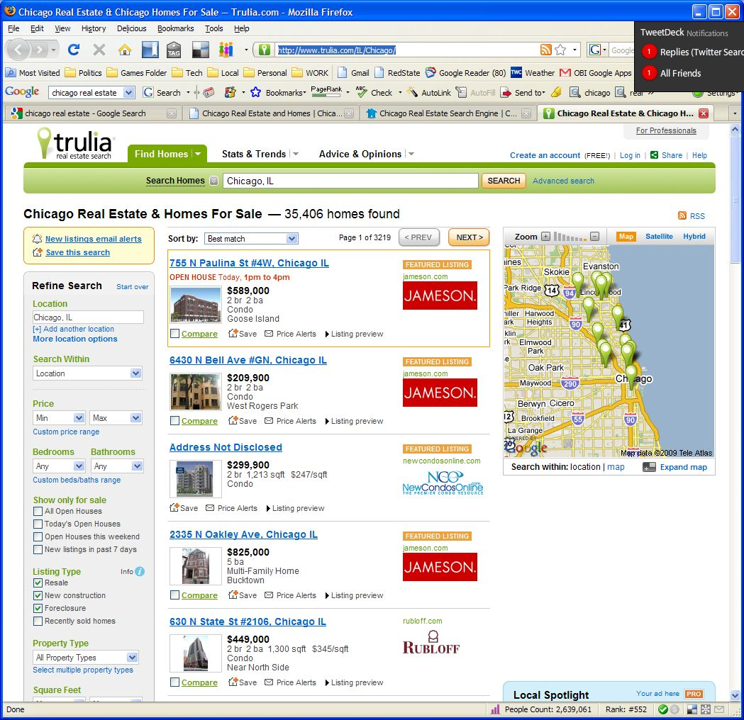 Trulia Chicago